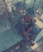 Hydrangea by Klegs