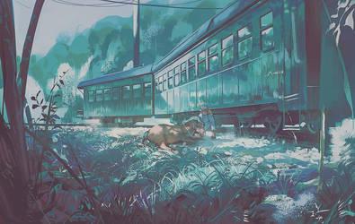 train rest by Klegs