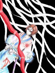 Spirit Ribbons by Manthur