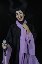 Maleficent - Teatro Rodarly Gym by TeatroRodarly