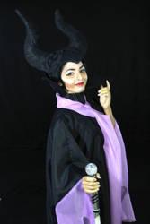 Malefica - Maleficent - Teatro Rodarly Gym by TeatroRodarly