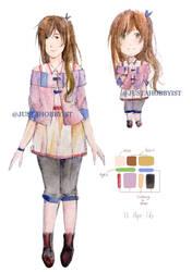 Adopt #1: Yuuri [closed] by Junsopheii