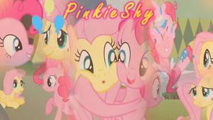PinkieShy/FlutterPie Wallpaper by DrakkenlovesShego12