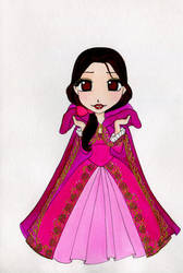 Disney Princesse Belle by emiana09