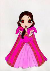Belle by emiana09