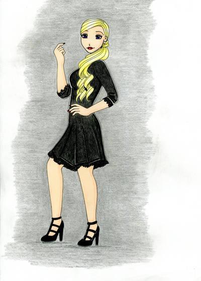 classy ladie by emiana09