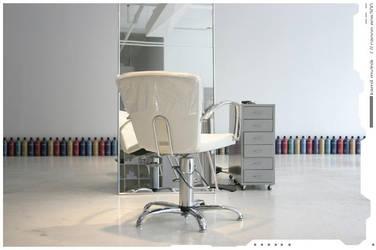 Retro Hair Salon by undesign