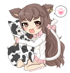 Chibi Request - Aiko by Tokyo-Dollie