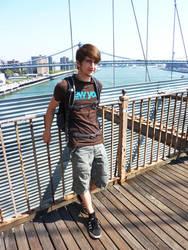 NYC me by tedil
