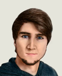 Self Portrait #x by tedil