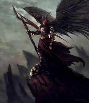 God of Death by overdrivezero