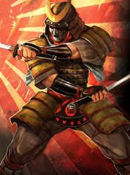 Samurai by overdrivezero
