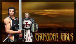 Crusader Girls by Necrella