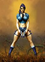 Raider by Necrella