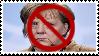 Anti Merkel Stamp by RJDETONADOR97
