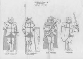 Conqueror Expeditionary  Soldiers - Heavy infantry by RJDETONADOR97