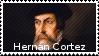 Hernan Cortes stamp by RJDETONADOR97