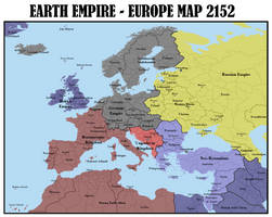 Europe 2152 by RJDETONADOR97
