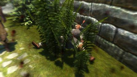 Skyrim Screenshot - I'm Dead by RJDETONADOR97