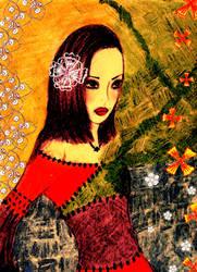 In my Garden by princessfromsea