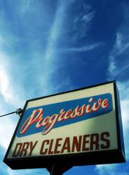 Progressive Dry Clearners by kayne