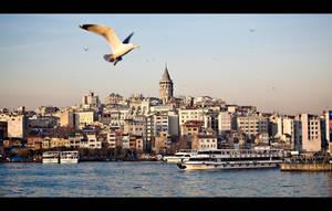 Istanbul by PortraitOfaLife