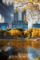 Fall in Central Park by PortraitOfaLife