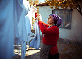 Laundry by PortraitOfaLife