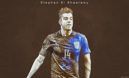 Stephan El Shaarawy - Wallpaper by nazimskikda