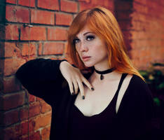red headed by SolMay