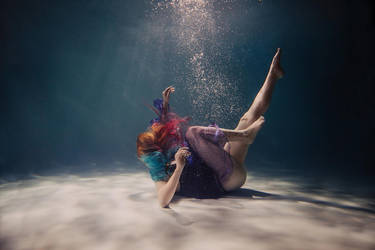 Underwater Valya by SolMay