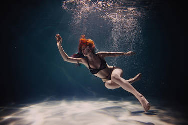 Underwater underwear by SolMay