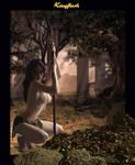 Nar the Huntress by kingflash