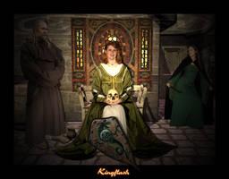 The Peasant Princess by kingflash