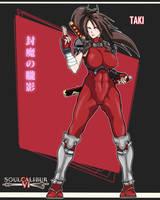 Taki by Chuji-Noctis