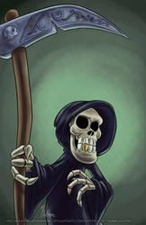 October Skeletons - Gregg by MelissaTheHedgehog