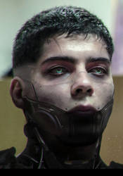 Cyborg me 2.0 by AugustoRS