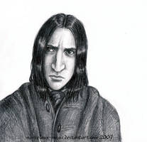 HP Canon Snape by Verlisaerys