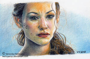 LOST Kate Austen by Verlisaerys