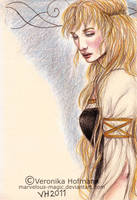 Lotr: Shield Maiden by Verlisaerys