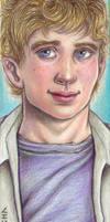 Hunger Games: Peeta Mellark by Verlisaerys