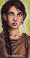 Hunger Games: Katniss Everdeen by Verlisaerys