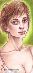 Hunger Games: Johanna Mason by Verlisaerys