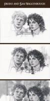 Frodo and Sam Walkthrough by Verlisaerys
