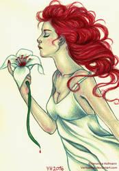 Lilies by Verlisaerys