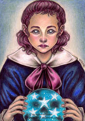 Prophecy by Verlisaerys