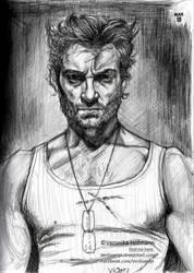 Mar 19 Wolverine by Verlisaerys