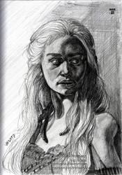 Mar 21 Khaleesi by Verlisaerys