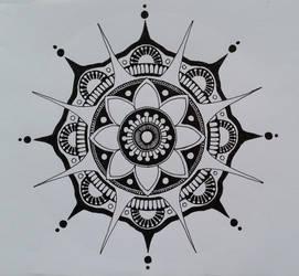 Mandala1 by Chaosameise