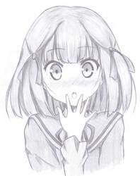 Kami Nomi Zo Shiru Sekai / Pencil by khai90